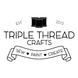 Triple Thread Crafts Logo